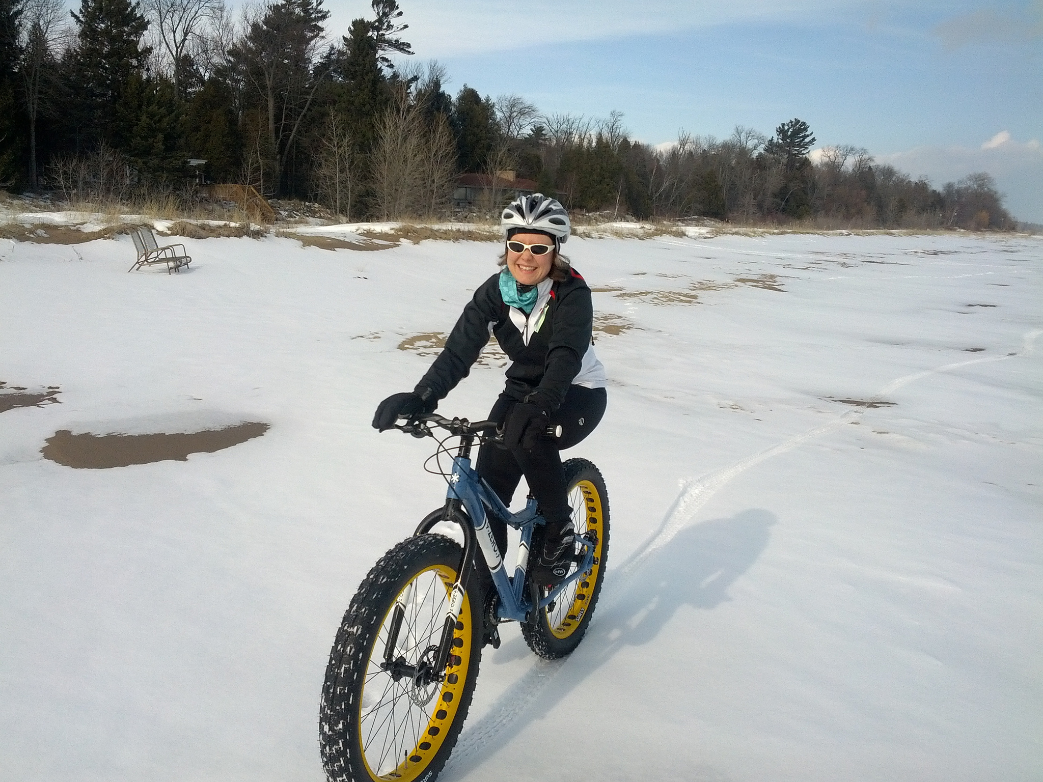 Fat Bike | © Bicycle Federation of Wisconsin / Flickr