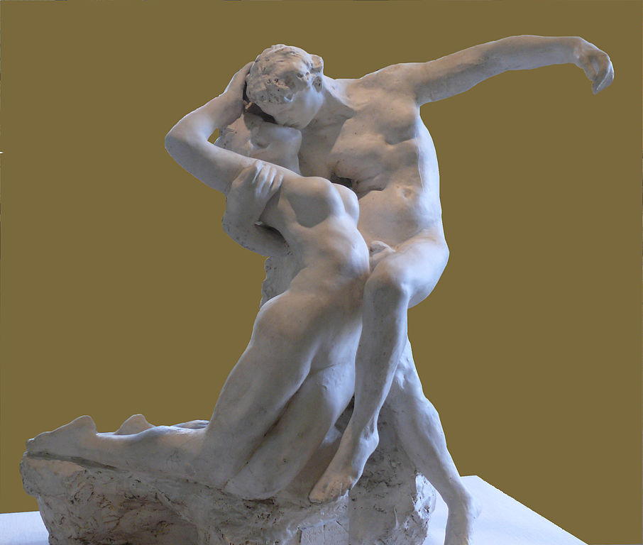 8 works by auguste rodin anguish and ecstasy for Rodin scultore