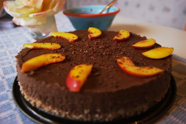 Raw Chocolate Cake   © Christoffer Undisclosed / Flickr