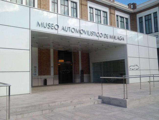 Automobile Museum © Ko Oleg/WikiCommons