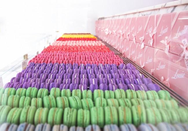 Macarons | ©Erica Gibson