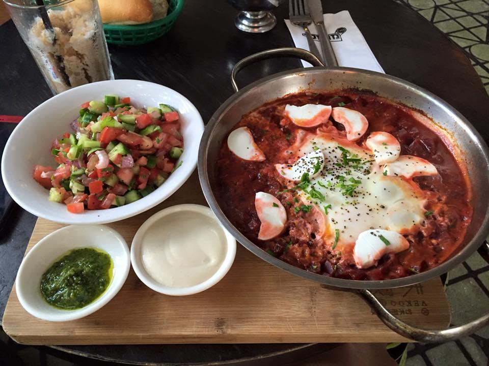 The Top Breakfast Spots On King George Street Tel Aviv