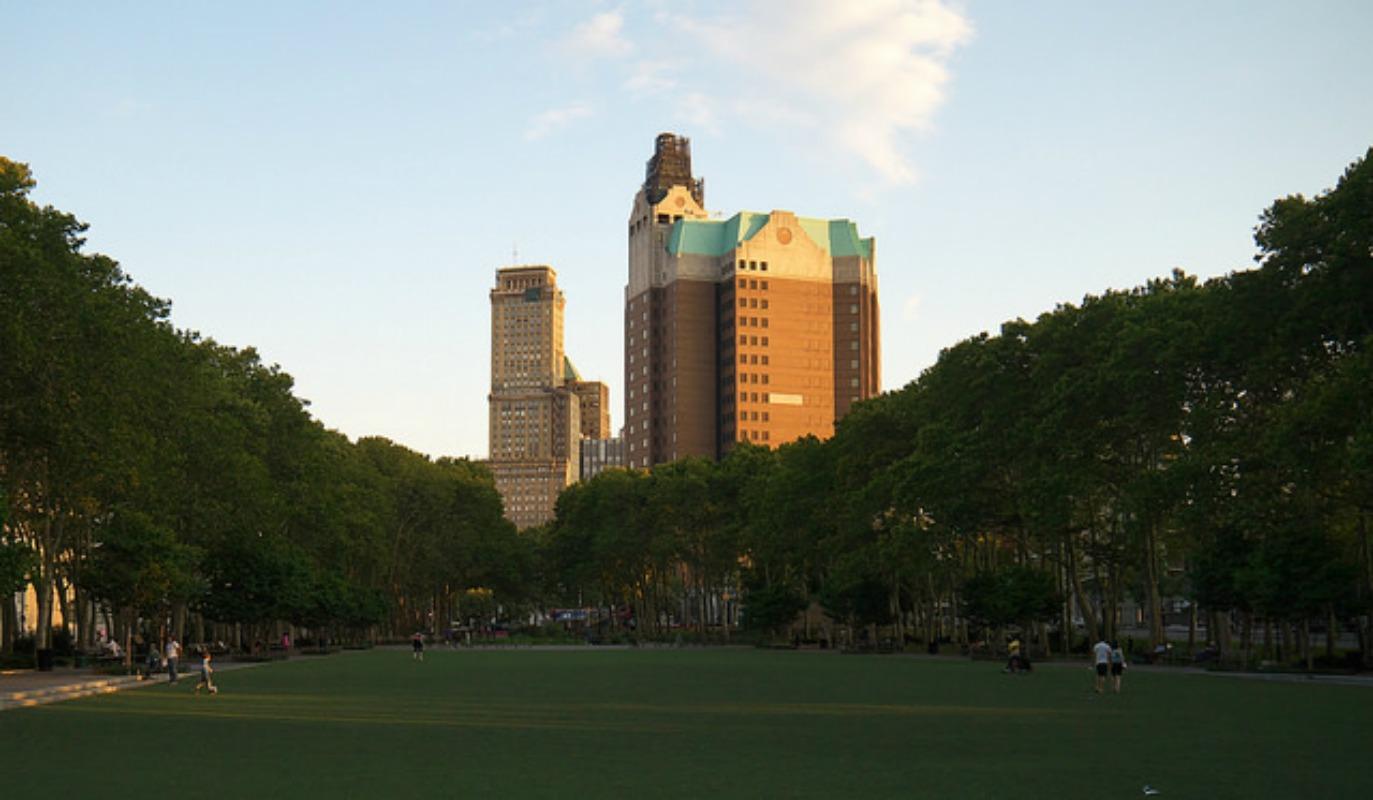 Cadman Plaza Park| © David B. Gleason/flickr