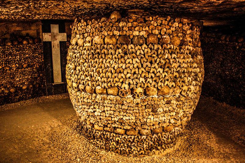 Catacombs  © Shadowgate/Wikicommons