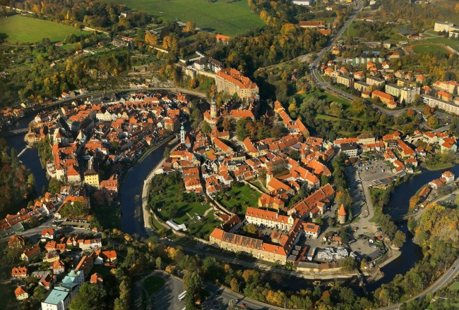 Český Krumlov, Czech Republic   © The Town of Český Krumlov/Photo by: Libor Svacek