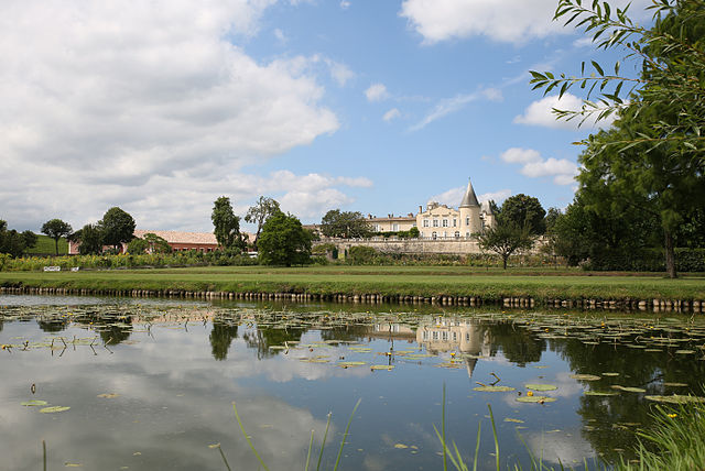 Chateau Lafite-Rothschild | © WikiCommons