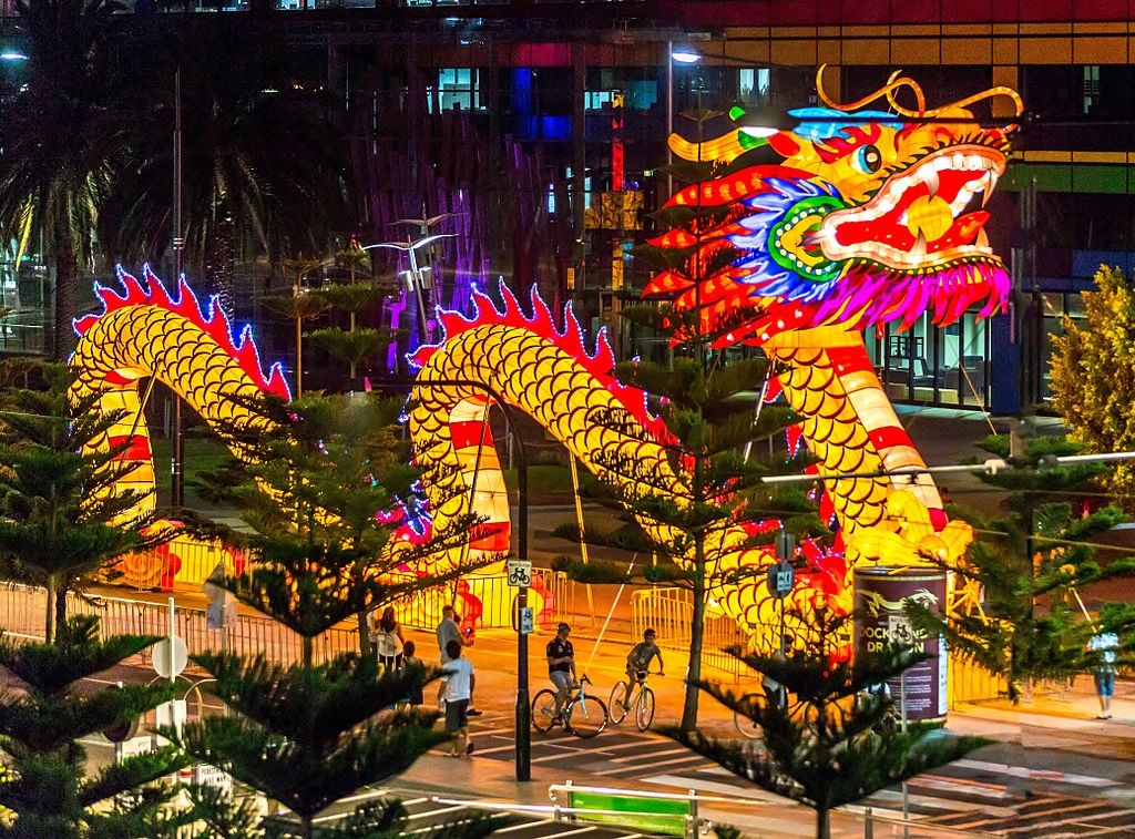 The Best Ways To Celebrate The Chinese New Year In Melbourne