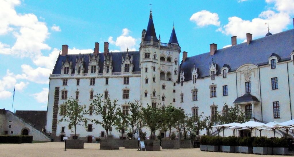Château des ducs de Bretagne, Nantes by Emilie Némorin