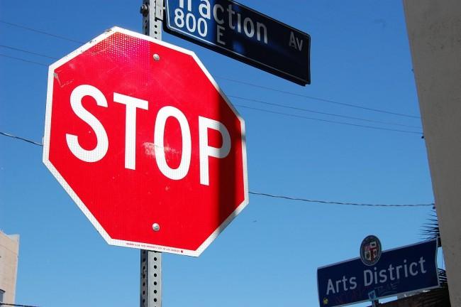 Downtown LA Arts District © Bit Boy / Flickr