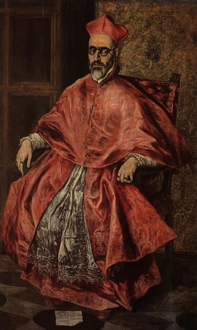 Cardinale Fernando Niño de Guevara, by El Greco/©Barbara Meletto