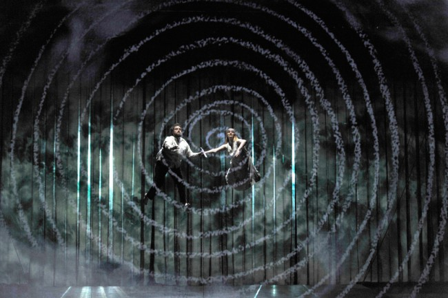 The Magic Flute, Allan Clayton and Lucy Crowe | © Robbie Jack
