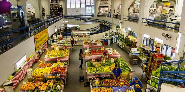 Mercado Municipal de Pinheiros | © Fabiano Zig /Flickr