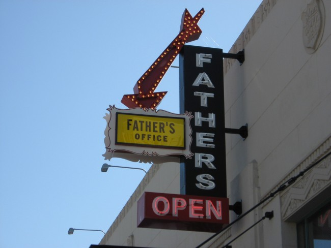Father's Office | ©Arnold Gitalao/Flickr