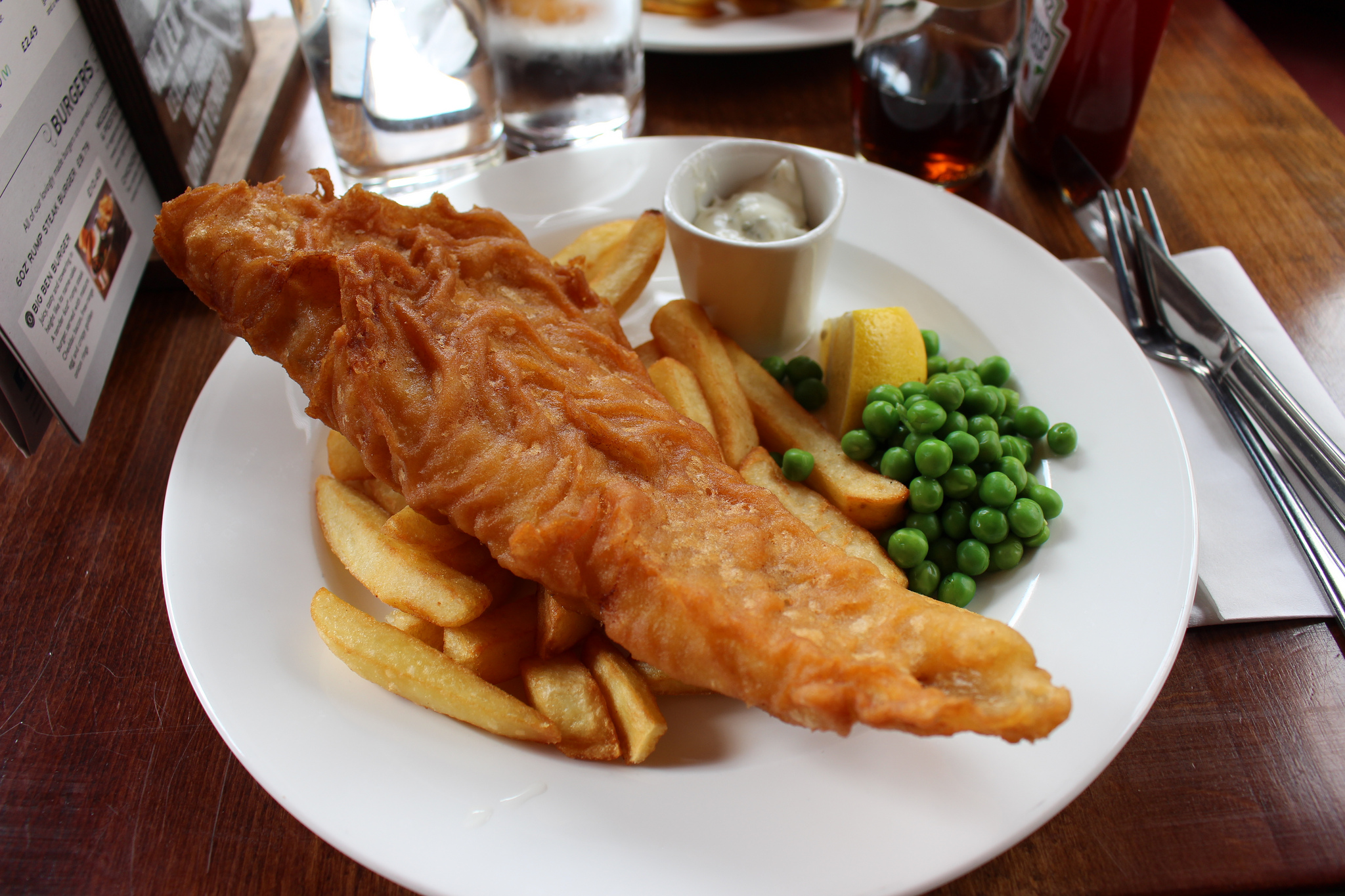 Fish And Chips| © Mats Hagwell/flickr