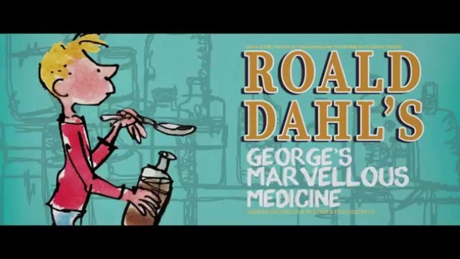 'George's Marvellous Medicine'|©QPac/Youtube