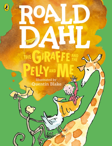 'The Giraffe and The Pelly and Me'|©PenguinBooks/Penguin