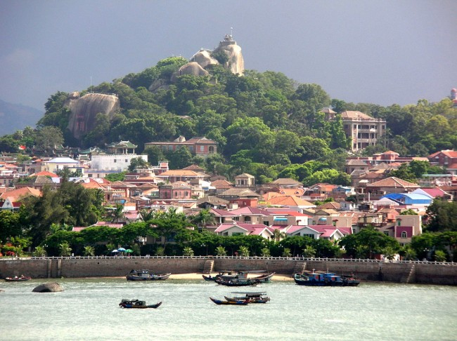 Gulangyu Island, China   © SaraYeomans/Flickr