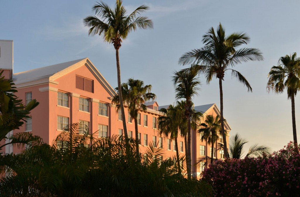 Hamilton Princess Hotel & Beach Club, Bermuda