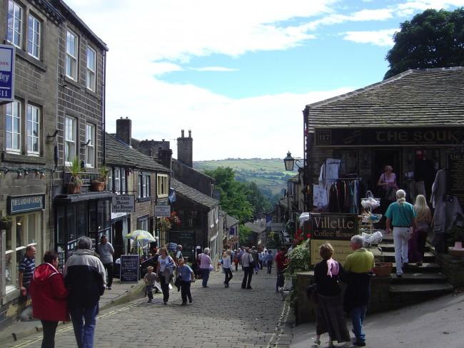 Haworth Today / Wikicommons