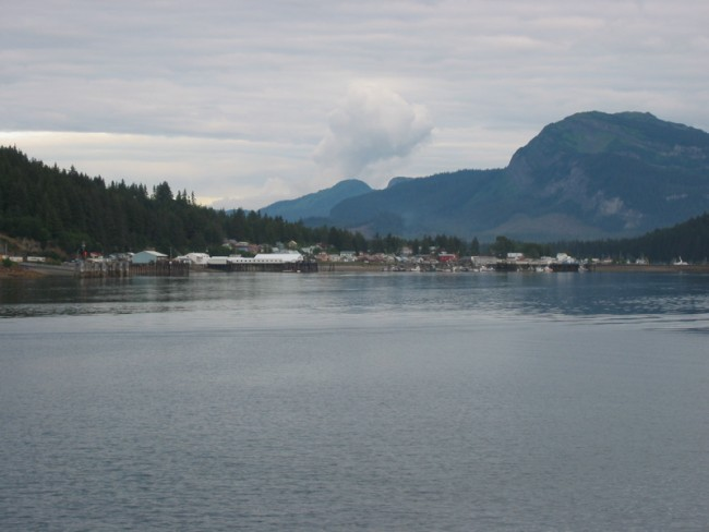 Hoonah, Alaska, a traditional Tlingit village | © James Crippen/WikimediaCommons