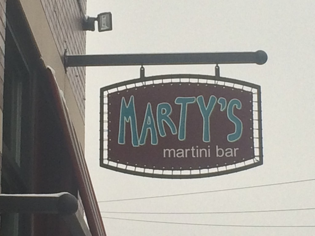 Marty's Martini Bar┃© Brady Guy