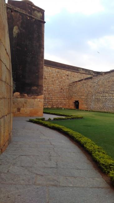 Interior of the Bangalore Fort   © Annu Kaushik