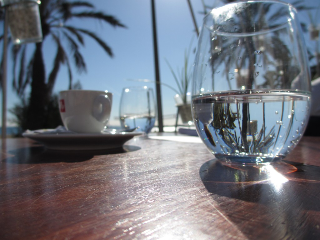 Enjoy Your Coffee In The Sun | Courtesy of Tamara Kiewiet