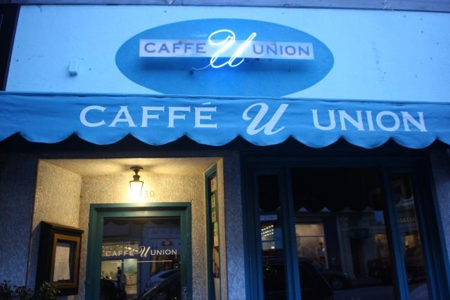 Caffé Union | Courtesy of Adriana Jones