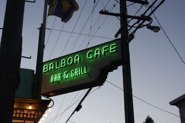 The Balboa Cafe | Courtesy of Adriana Jones
