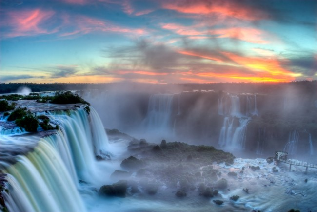 Iguazu Falls, Brazil | © SF Brit/Flickr