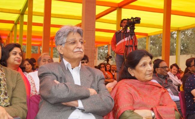 Javed Siddiqi, Jashn-e-Rekhta |© Ankita Siddiqui