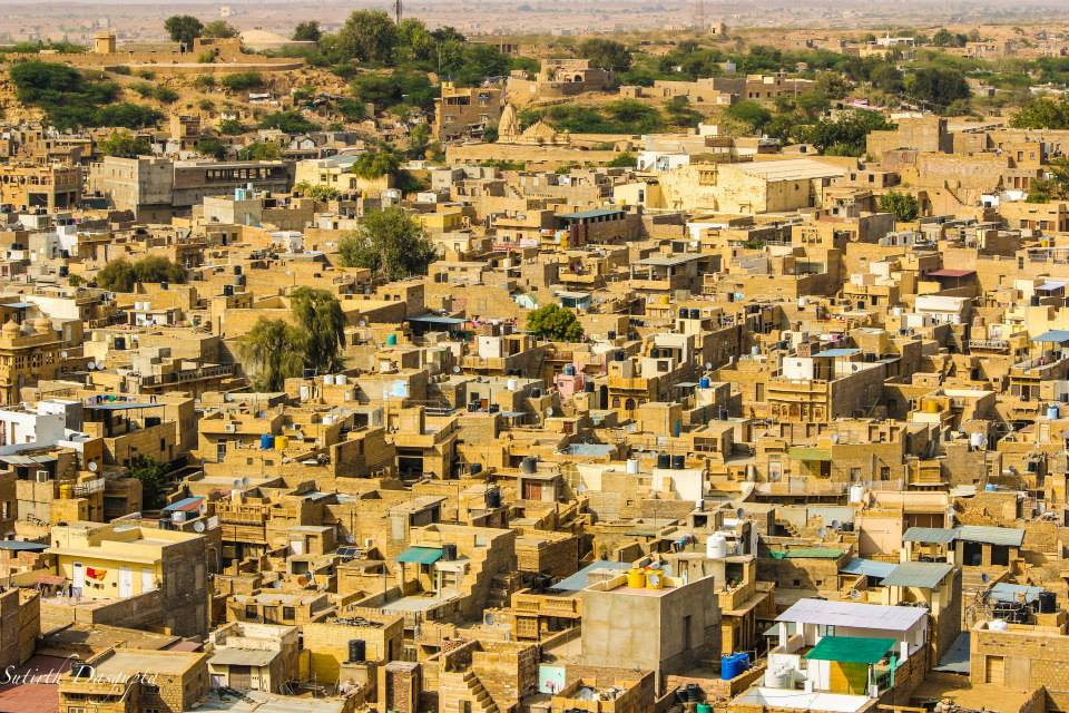 Jaisalmer S Ancient Relics In The Thar Desert Rajasthan