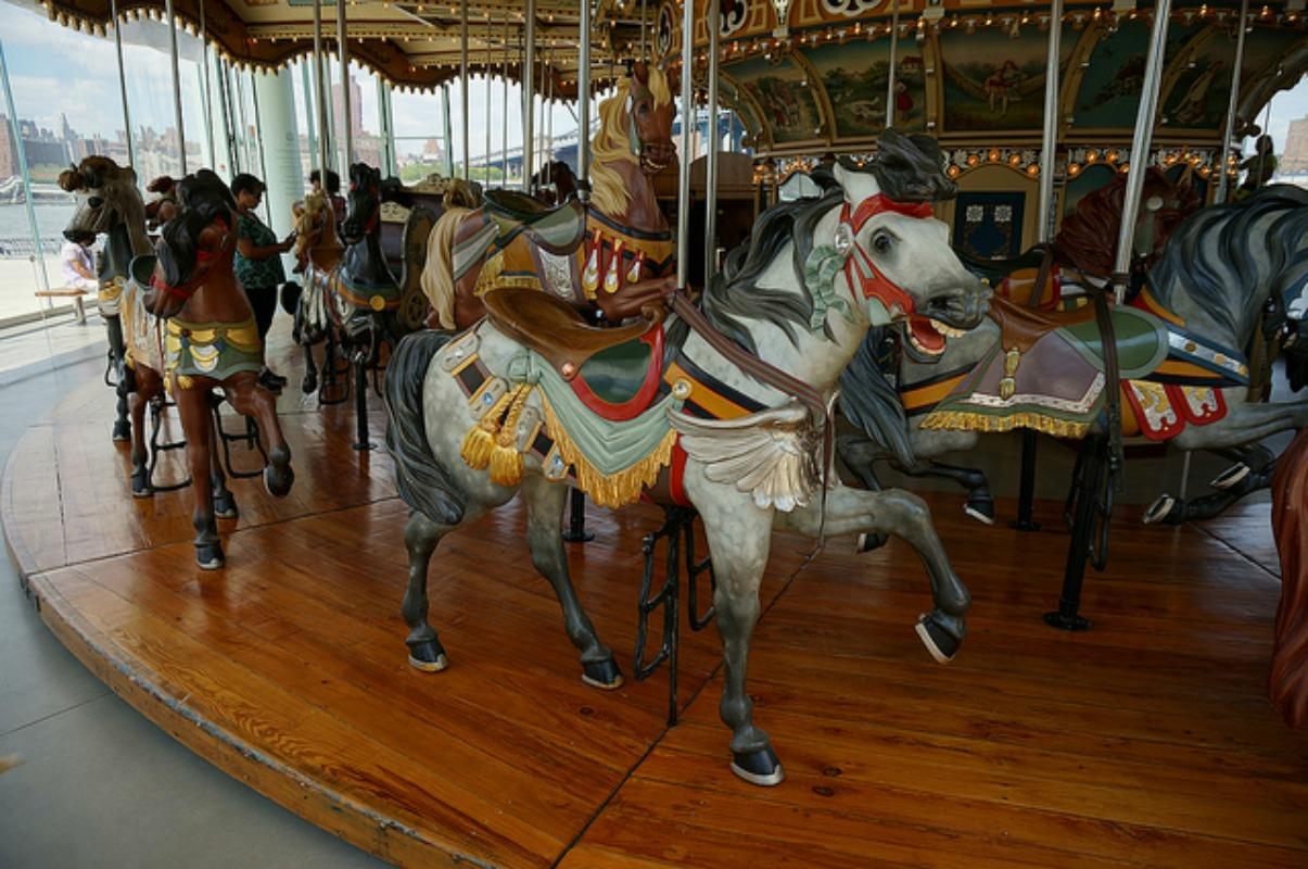 Jane's Carousel (2)| © Kristina D.C. Hoeppner/flickr