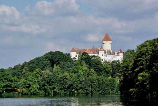 Konopiště Castle, Czech Republic   © Bernd Janning/WikiCommons