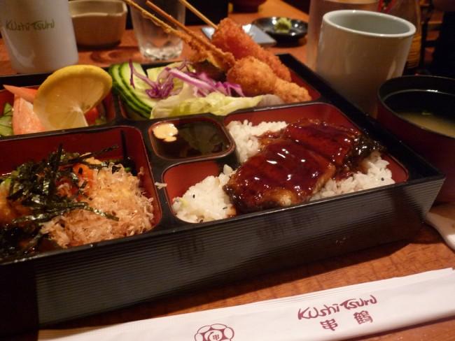 Takara Restaurant Bento Box © kennejima/Flickr