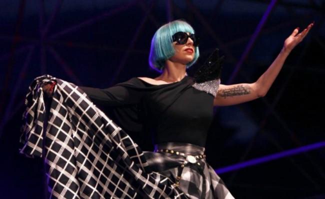 Lady Gaga courtesy of Reuters