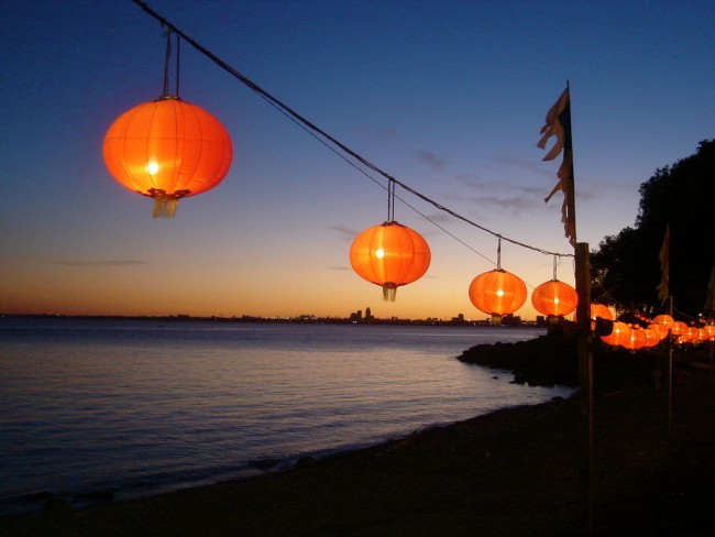 Lantern Festival © sookie / Flickr