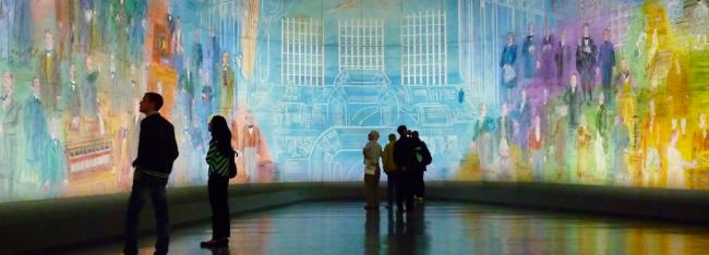 Musée d'Art Moderne | © Mark B. Schlemmer/Flickr