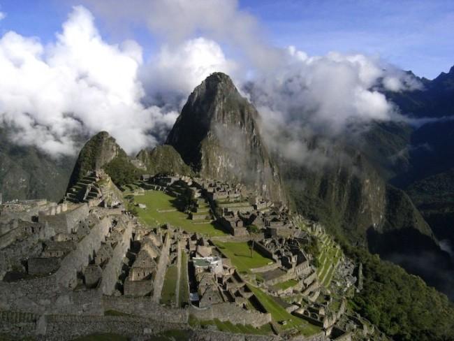 Machu Picchu, Peru | © momo/Flickr