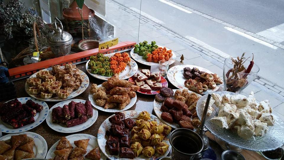 Moroccan specialities | Courtesy of Medina