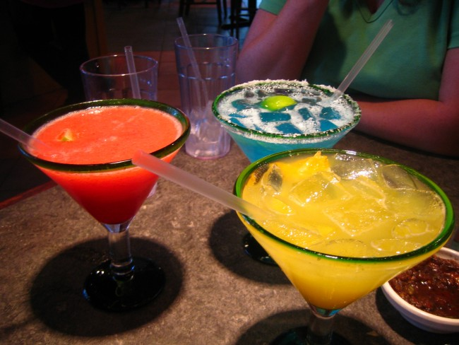Memorial Day Margaritas| © Rick A. /Flickr