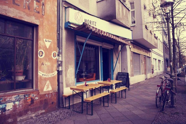 Exterior | Courtesy of Mortiz Bar / © photographed by Claudia Goedke