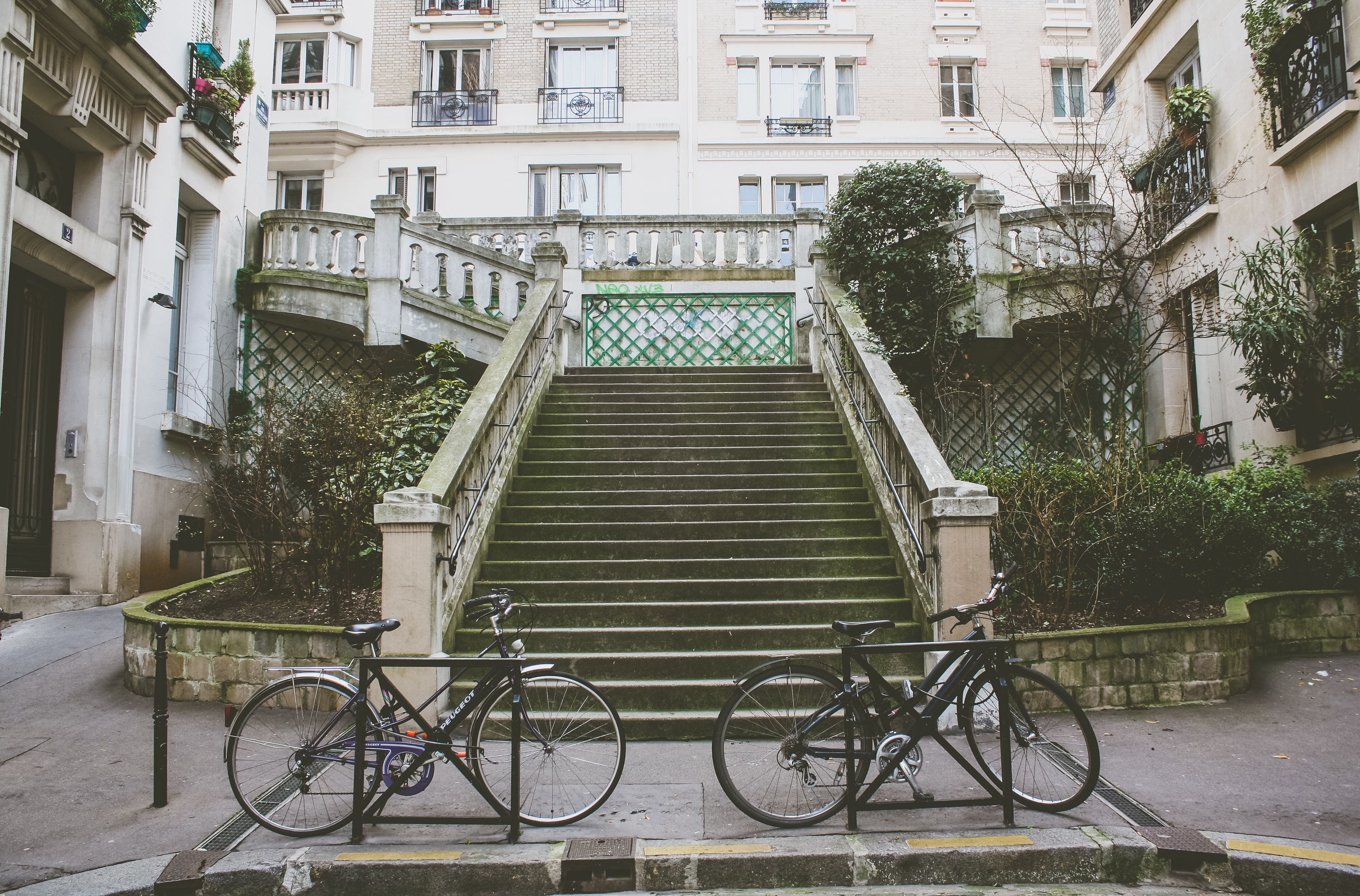 The Beautiful Staircases Paris