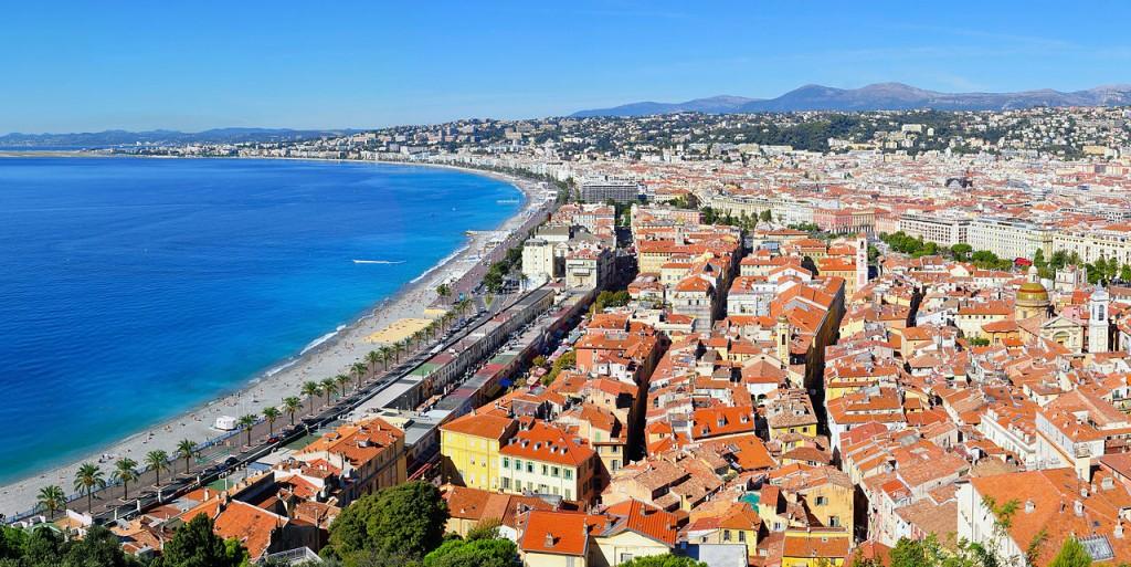 Nice, Côte d'Azur|© Toby 87/WikiCommons