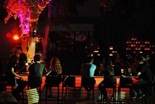Nightlife at Barbasba @Ilan Zagdon