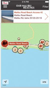 Our mailbu beaches