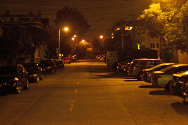 San Francisco Street at Night © R. Lex-M/Flickr