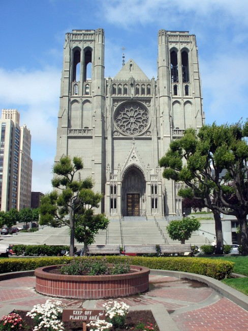 Grace Cathedral © Robgsummers/Flickr