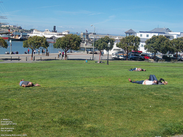 Aquatic Park © J. Wylie/Flickr