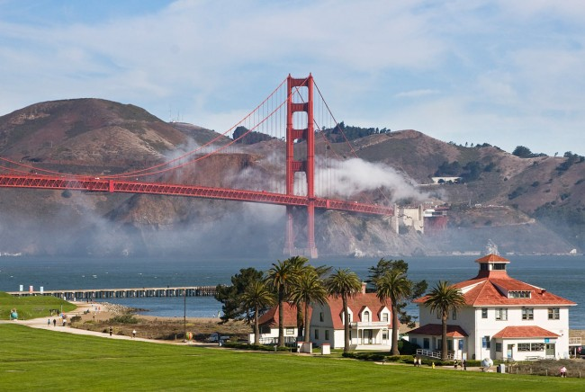 Golden Gate Promenade | © Will Elder/Wikipedia